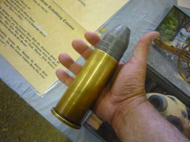 April 2010 Machine Gun...